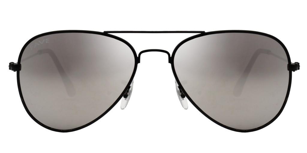 FAVE Desert Mirror Unisex Fashion Pilot Sunglass