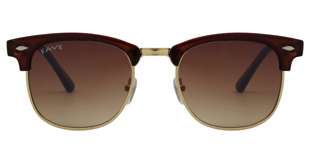FAVE Anders Unisex Fashion Club-Master Sunglass