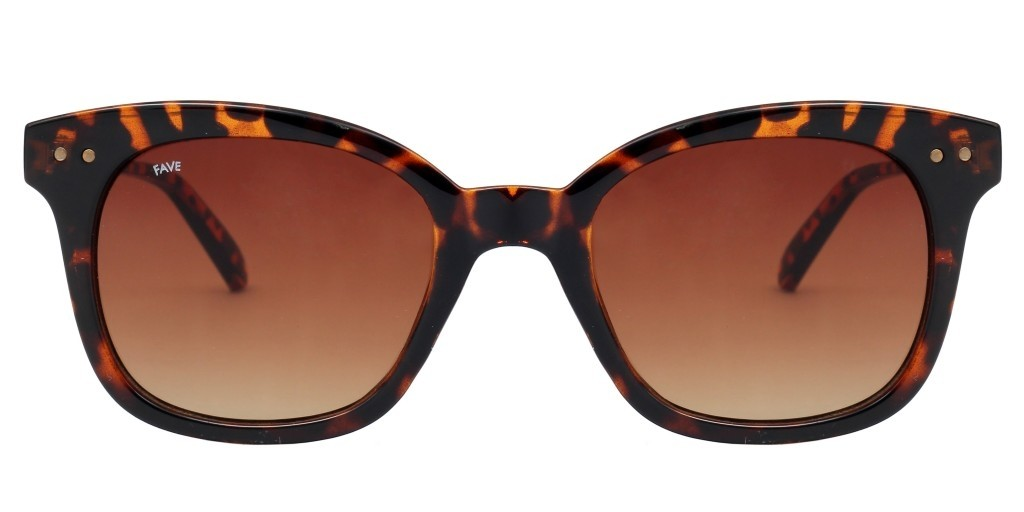 FAVE Mars Women Fashion Square Sunglass