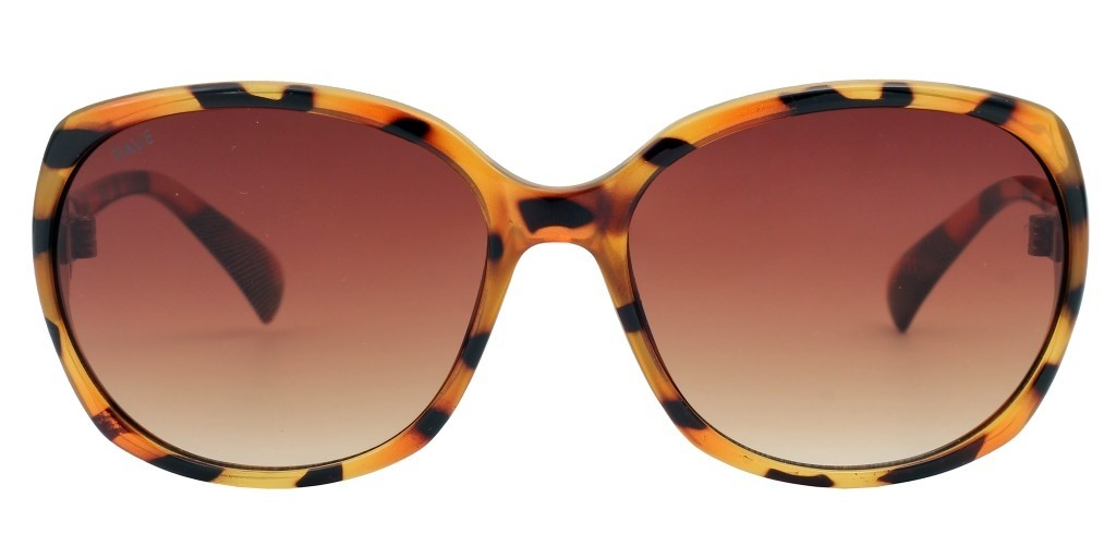 FAVE Charlie Unisex Fashion Oval Sunglass