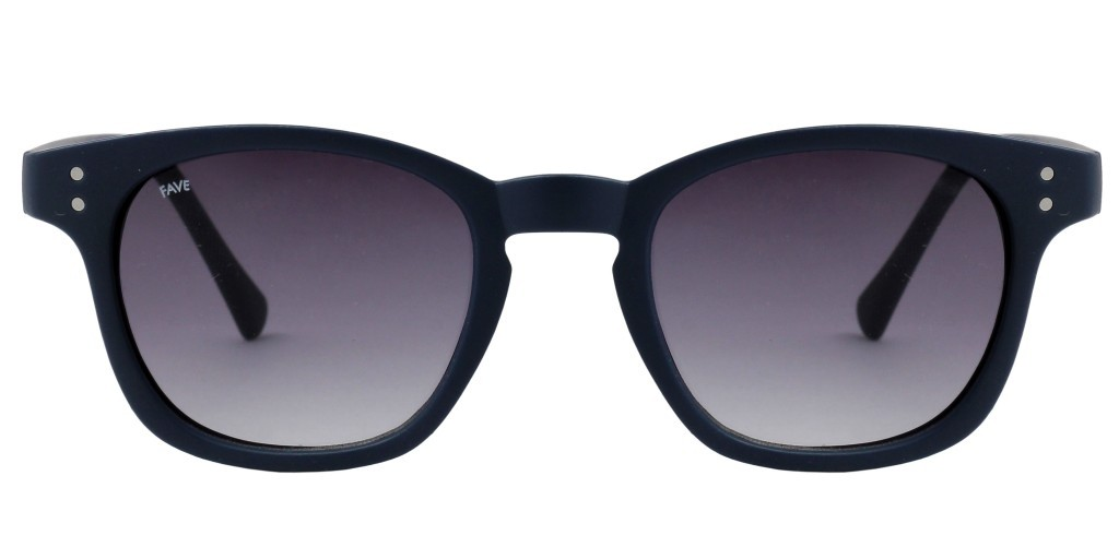FAVE Marshall Unisex Fashion Square Sunglass