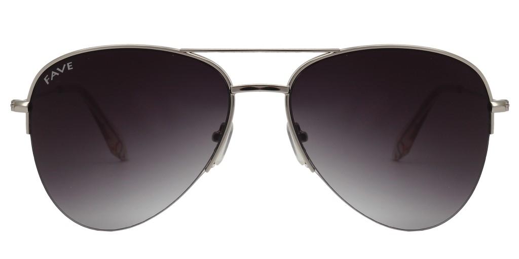 FAVE Magnus Unisex Fashion Pilot Sunglass